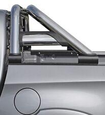 Überrollbügel Fiat Fullback (2015-) Edelstahl + LED-Rückleuchte + Gutachten