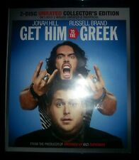 GET HIM TO THE GREEK BLURAY Widescreen 2 Disc Unrated Collector's Edition FreShp