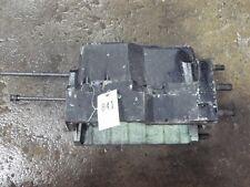 Allis Chalmers 6140 tractor 3 cylinder diesel engine oil pan Tag #841
