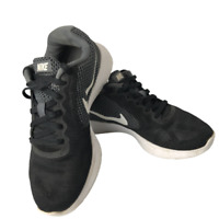 Nike Revolution 3 Girls Running Shoes Size 5.5 Sneakers Black Athletic.
