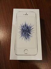 *NEW* Apple iPhone SE 32GB Silver Verizon Prepaid A1662 MP7U2LL/A