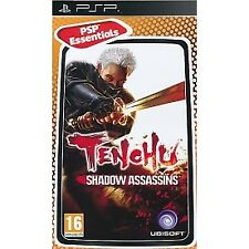 Tenchu Shadow Assassins PSP Essentials - Game LCVG The Cheap Fast Post