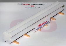 Redscale 9143 - 1 x X-Shaped Concrete Column -Wagon Load 00 Gauge 1st Class Post