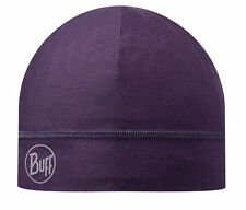 NEW Buff Brand Microfiber Antibacterial lightweight Hat Beanie Plum Purple