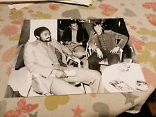 PAUL VAN HIMST JUBILEUM MATCH 1975, EUSEBIO, KATALINSKI, CRUYFF, PHOTO