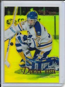 95-96 Select Certified Dominikj Hasek Mirror Gold # 89