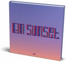 PAUL WELLER 'ON SUNSET' Deluxe Edition CD (Hardback Book) (2020)