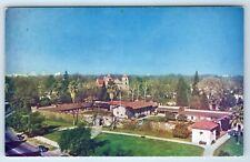 Vintage Postcard Sutter's Fort Historical Museum Sacramento California CA