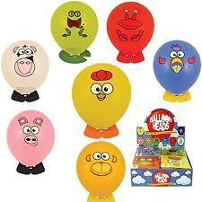 Boys Girls 6 Balloon Animals Xmas Kids Stocking Party Bag Fillers