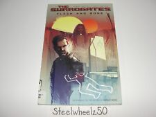 The Surrogates Flesh And Bone Graphic Novel TPB 2009 Top Shelf Comics Movie RARE