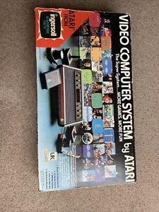 Atari CX2600 Video Computer System