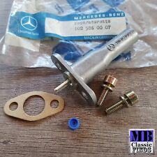 Mercedes Benz W123 W107 W116 W201 W124 Bosch Injection Air Flow Meter Adjustment