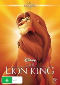 The Lion King (DVD, 2016)
