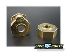Brass Heavy Metal Knuckle portal Cover TRX4 TRXF21HC