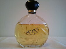 VINTAGE AUDACE BY ROCHAS WOMENS EDT PERFUME FRAGRANCE SPLASH 100ML RARE