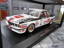 BMW 635 CSI 24h SPA 1984 #4 Ravaglia Berger Winkelhock Würth CAS Minichamps 1:18