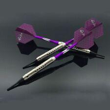 Soft Tip Darts Dartboard Accessory Aluminum Shafts Durable Dart Flights 3pcs/set