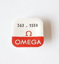 Omega 563 # 1554 Date Indicator Guard Genuine Swiss Made New Factory Sealed
