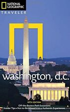 National Geographic Traveler: Washington, DC, 5th