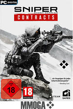 Sniper Ghost Warrior Contracts - PC Spiel Key - Steam Digital Code - DE/Weltweit