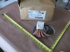 "3M 977F Belts, 51125 42052, 1/4""x12"", Grade 40, Run ON2 (50 belts)"