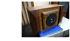 UESUGI U-BROS 26 Tweeter Speaker JAPAN Dynaudio Walnut Cabinet Philips Condensor