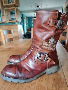New Rock Men's Boots