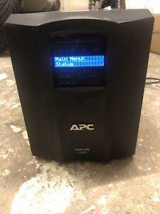 APC Smart-UPS 1500 VA SMT1500I Uninterruptible Power SupplyTower 8 Outlets