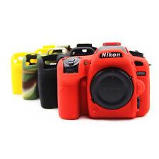 Soft Silicon Rubber Case Cover Body Skin Protector for Nikon D7500 DSLR Cameras