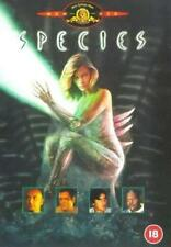 SPECIES Natasha Henstridge*Michael Madsen*Ben Kingsley Cult Horror DVD *EXC*