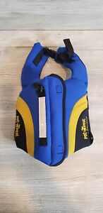 Pet Vest by West Marine Water Boat Safety Dog Life Vest Neoprene Size Small S