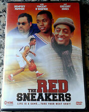 RED SNEAKERS RARE DVD Gregory Hines Vincent D'Onofrio Basketball Film NBA
