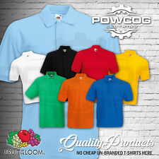 Fruit of the Loom Polycotton Singlepack T-Shirts for Men
