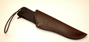 Jagdmesser Lederscheide  Farbe Braun  siehe Bilder