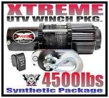 4500LB VENOM UTV WINCH KIT 2007-Current KUBOTA RTV1100 4500 LB