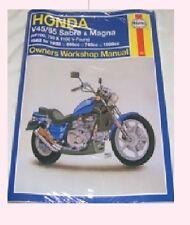 MAN820 Haynes Manual HONDA VF V45 V65 VF700 VF750 & VF1100 1982-88 Sabre Magna