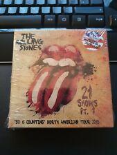 The Rolling Stones Collector CD Box American Tour 2015 Rock-Sammlungsauflösung