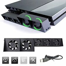 Playstation 4 PS4 Cooling Super Turbo Fan With USB Cable Protect Your Console