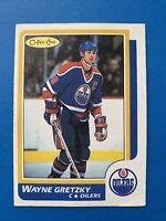 Wayne Gretzky 1986-87 #3 O-Pee-Chee Hockey Card OPC Edmonton Oilers OPC