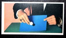 Magic Trick   Shrinking Coin Trick   Old Vintage Card  ## VGC