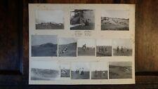 1899 Antique Amateur Photographs Irish Ladies Golf Championship - May Hezlet