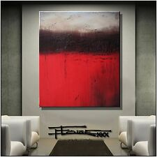 ABSTRACT PAINTING Large CANVAS WALL ART Direct from Artist USA Framed ELOISExxx