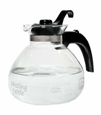 12 Cup (1600 ML) Stove Safe Glass Kettle