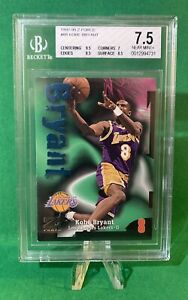 1997-98 Skybox Z-Force #88 BGS Near Mint + 7.5 Lakers