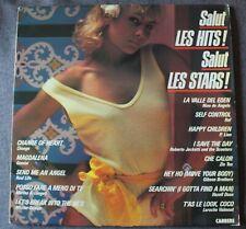 Salut les Hits - laroche valmont P.Lion raf change gemini ect.., LP - 33 tours