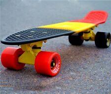 Mkl 22'' Cruiser Skateboard Graphic Us Flag Board Penny Style Skateboard
