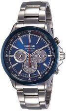 Relojes de pulsera Seiko Solar Cronógrafo