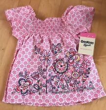 Gymboree Girls Bathing Suit. OshKosh Dress And Little Me Pijama Lot Of 3