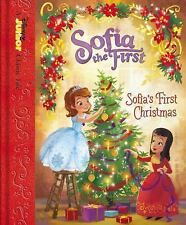 Sofia the First Sofia's First Christmas by Disney Book Group 2015, Hardcover Wed