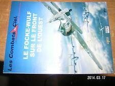 Les Combats du Ciel OSPREY DelPrado n°6 Focke-Wulf sur Front de l'Ouest